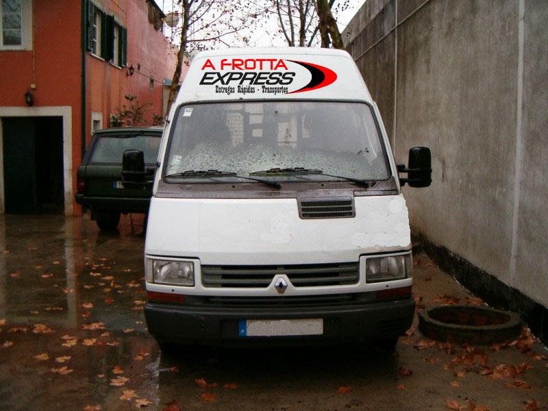 Transportes Curitiba - Entrega Rápida - A Frottaexpress